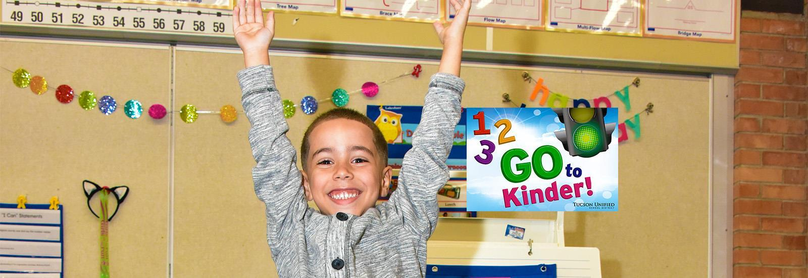 Join us for Kinder Fair! Jan. 25 at Schumaker