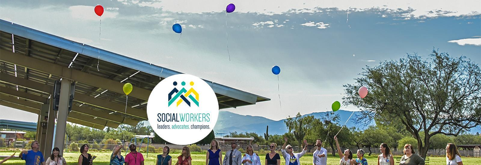 March is School Social Work Month