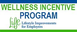 Get Fit. Earn Rewards. Wellness Incentive Program