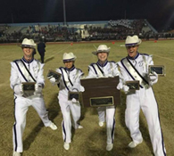 Rincon/University High School Band