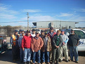 photo of Roving Grounds staff