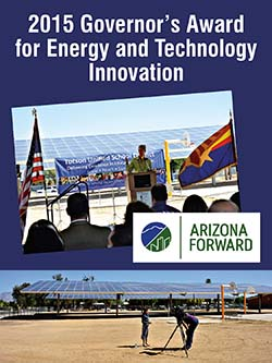 2015 Governor's Award for Energy and Technology Innovation