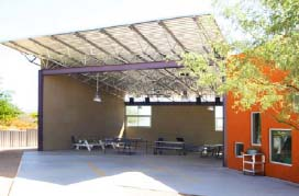 Photo of Outdoor Learning Space
